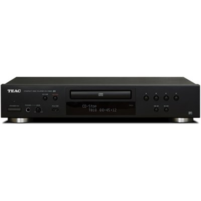 CD-P650-B Compact Disc Player with USB and iPod Digital Interface (Black)