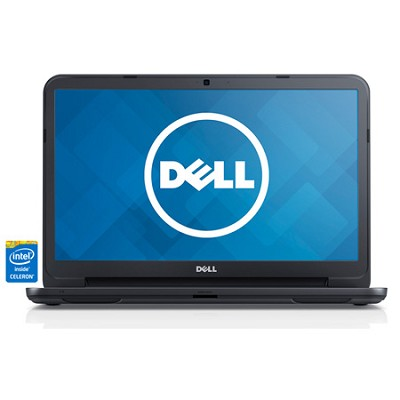 Inspiron 15-3531 15.6` LED Notebook - Intel Celeron N2830 2.16 GHz - Black