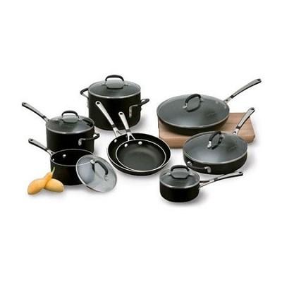 Enamel 14-pc. Cookware Set - 1756543