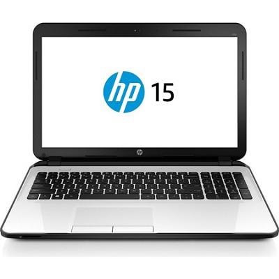 15-g074nr 15.6` HD Silver Notebook PC - AMD Quad-Core A6-6310 APU Processor