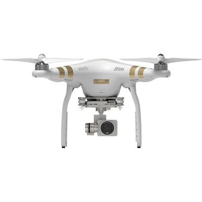 Phantom 3 Professional Quadcopter Drone with 4K Camera and 3-Axis Gimbal