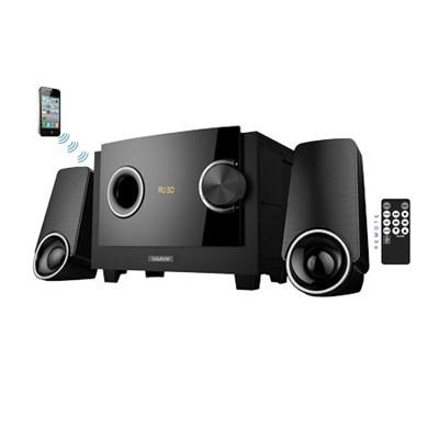 BT-3129F - Limited Edition Multimedia w/ Bluetooth Audio Powerful Speaker System