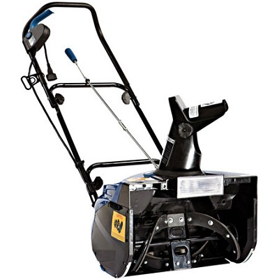 SJ621 Ultra 18-Inch Electric Snow Thrower With Headlight