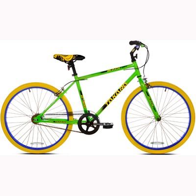 Blacktop Fixie Green Bike (24-Inch Wheels)