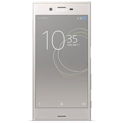 Xperia XZs 64GB 5.2-inch Dual SIM Smartphone, Unlocked - Silver (OPEN BOX)