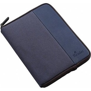Soft Case for eReader (PRS-T1), Pocket and Touch Edition - Blue