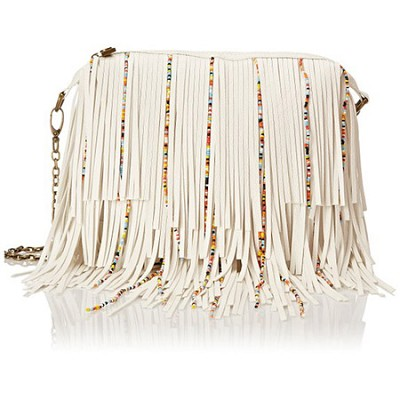 BBOCHA Convertible Cross Body Bag (White)