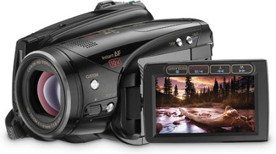 HV40 VIXIA High Definition Camcorder