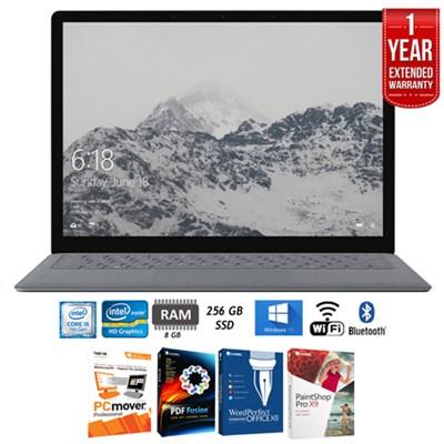 DAG-00001 Surface 13.5` Intel i5-7200U 8/256GB Laptop 2017+Ext. Warranty Pack