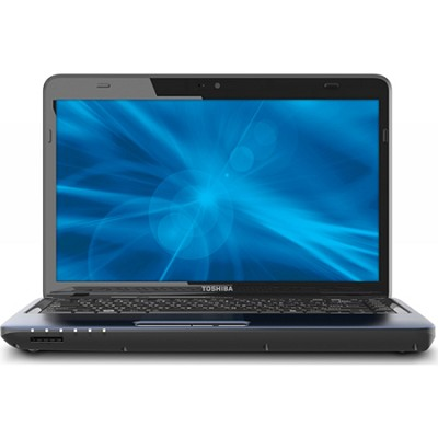 Satellite 14.0` L745D-S4230 Notebook w/ AMD Quad-Core Processor 4GBRAM -OPEN BOX