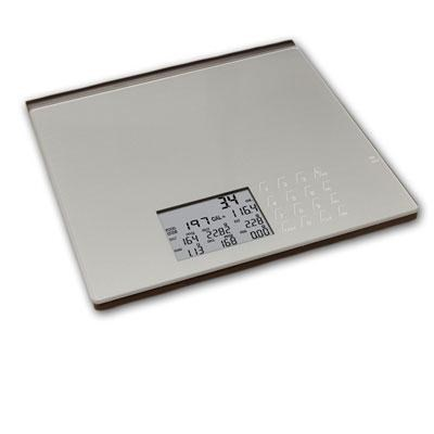 Glass Nutritional Scale