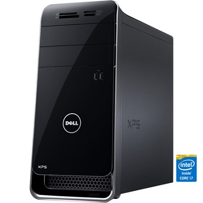 XPS 8700 Mini Tower Desktop PC - Intel Core i7 i7-4790 Processor
