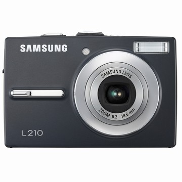 L210 10MP 2.5` LCD Digital Camera (Black)