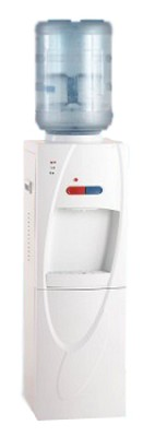 Water Dispenser with Refrigerator