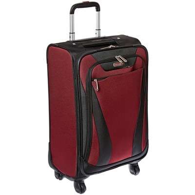 Aspire Gr8 21 Exp. Spinner Suitcase - Crimson Red