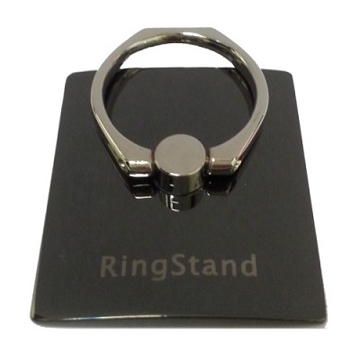 Universal Smart Holder & Stand for Any Phone or Tablet in Titanium Metal