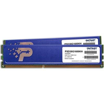 Signature 8GB 1600MHZ H/S KIT