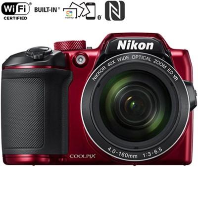COOLPIX B500 16MP 40x Optical Zoom Digital Camera + wifi - Refurbished