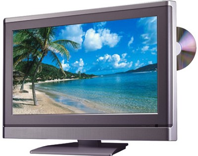 23HLV85 - 23`  TheaterWide LCD HDTV w/ built-in DVD Player / HDMI & PC Input