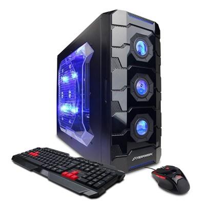 Gamer Aqua GLC2280 Intel i7-4790K Gaming Desktop