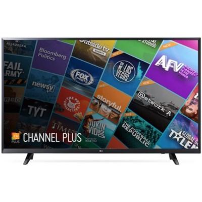 55UJ6200 55` Class (54.6` Diag) 4K UHD HDR Smart LED TV (2018 Model)