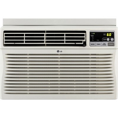 LW1812ERS 18,000 BTU Window-Mounted Air Conditioner with Remote Control (230 vol