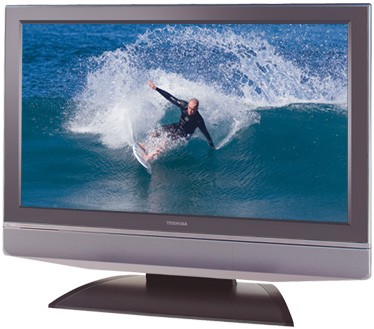 27HL85 - 27` TheaterWide LCD HDTV w/ HDMI