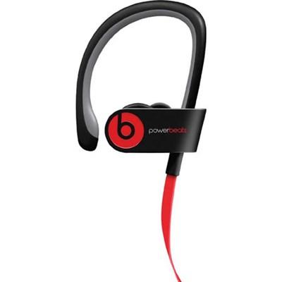 Powerbeats2 Wireless In-Ear Headphones, Black -  Certified Refurbished