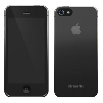 Microshield Case for iPhone 5/5S Fade - Black/Gray