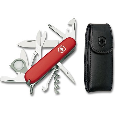 Explorer Pocket Knife with Pouch (56823)