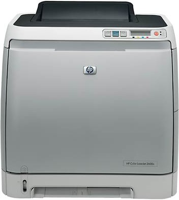 LaserJet 2600n Color Laser Printer