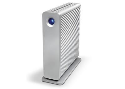 LaCie 301825U d2 Quadra 500 GB eSATA/FireWire800/FireWire400/USB 2.0 External Ha