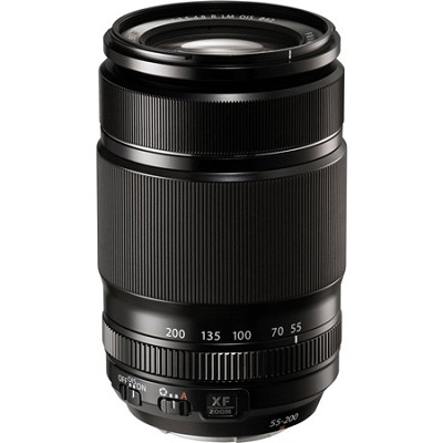 Fujinon XF 55-200mm (82.5-300mm) F3.5-4.8 R LM OIS Lens - OPEN BOX