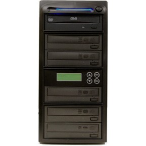 1 to 5 LightScribe 20x CD/DVD Duplicator-Free Lightscribe DVD-R Media