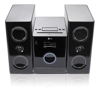 LFA840 - CD Micro Home Theater System w/ iPod Controls