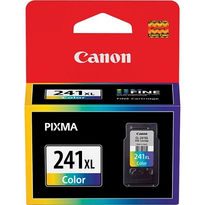 CL-241XL Color Ink Cartridge for MX512, MX432, MX372 Printers