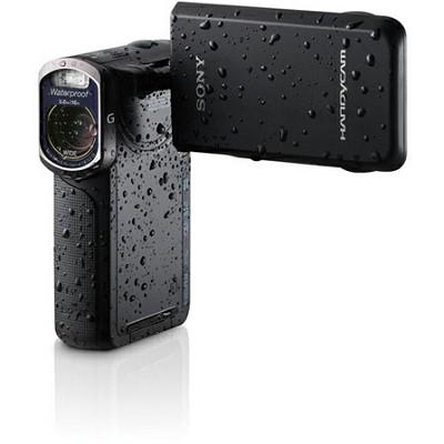 HDR-GW77V/B HD 20.4 MP Waterproof, Shockproof, Dustproof (Black) - OPEN BOX