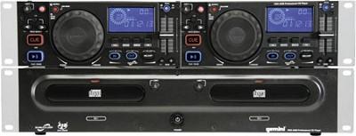 CDX-2400 Rackmount Dual CD Player