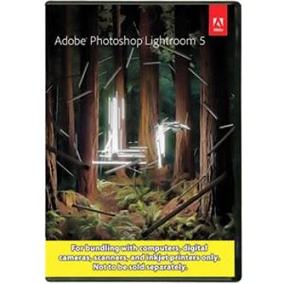 Photoshop Lightroom 5 MAC / PC (OEM bundle package)