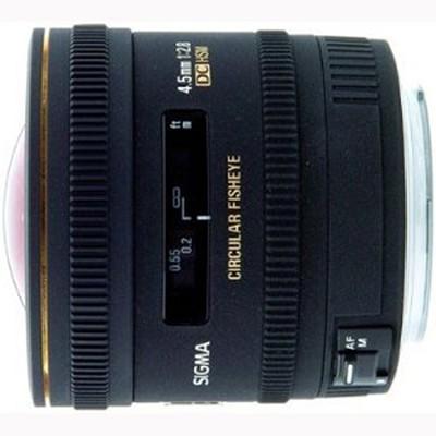 4.5mm F2.8 EX DC Circular Fisheye HSM For Sony Alpha DSLRs