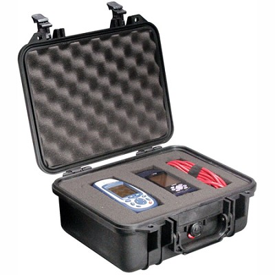 1400-000-110 - 1400 Case with Foam for Camera (Black)