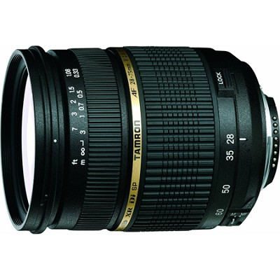 28-75mm F/2.8 SP AF Macro XR Di LD-IF For Nikon - REFURBISHED