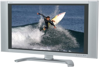 LC-26DA5U AQUOS 26` 16:9 HD LCD Panel TV