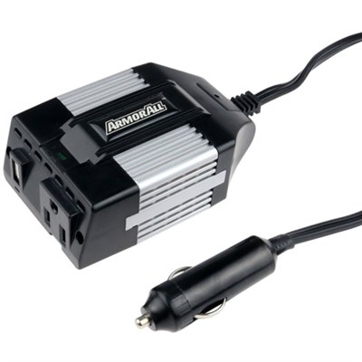 155 Watt Power Inverter with USB (API8-0103)