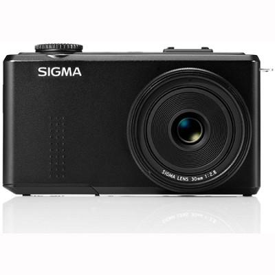 DP2 Merrill Compact Digital Cam w/ Foveon X3 & 30mm F2.8 Lens - OPEN BOX