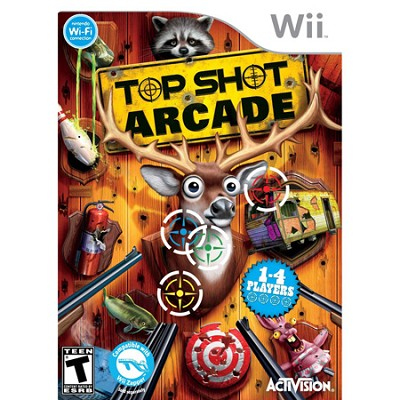 Top Shot Arcade for Nintendo Wii