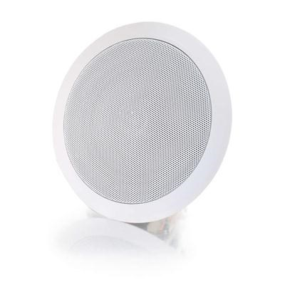 6IN Ceiling Speaker 8Ohm White