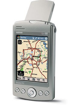 iQue M5 Handheld Pocket PC w/ Intergrated GPS and Antenna