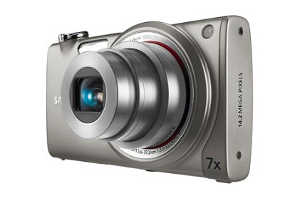TL240 14MP 3.5 inch LCD Digital Camera (Grey)