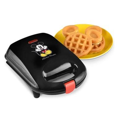 Mickey Mini Waffle Maker, Black (DCM-9)